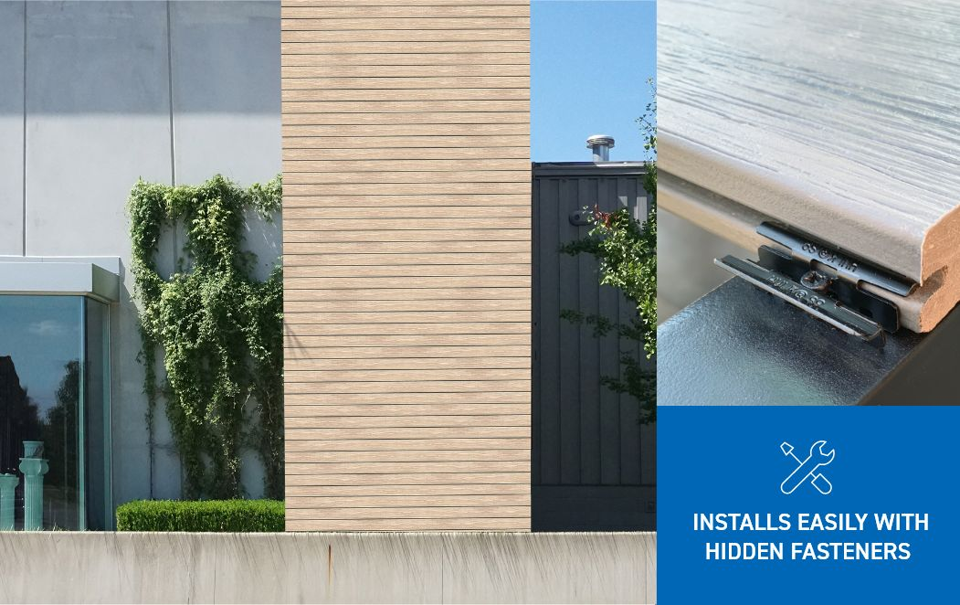 Apex Cladding Key Features