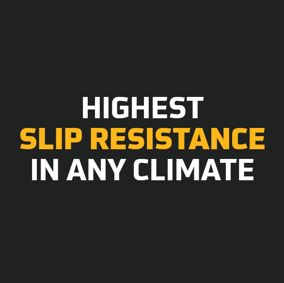 Highest Slip Resistance in Any Climate