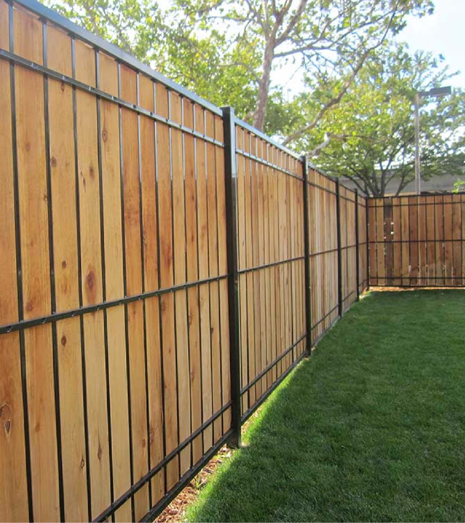 Estate Fencing Key Features