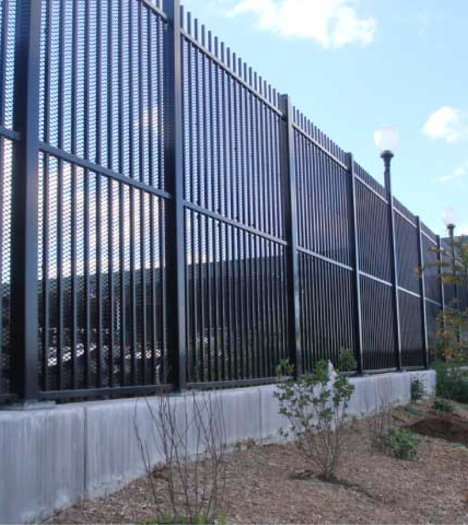 Titan Architectural Fencing Key Features