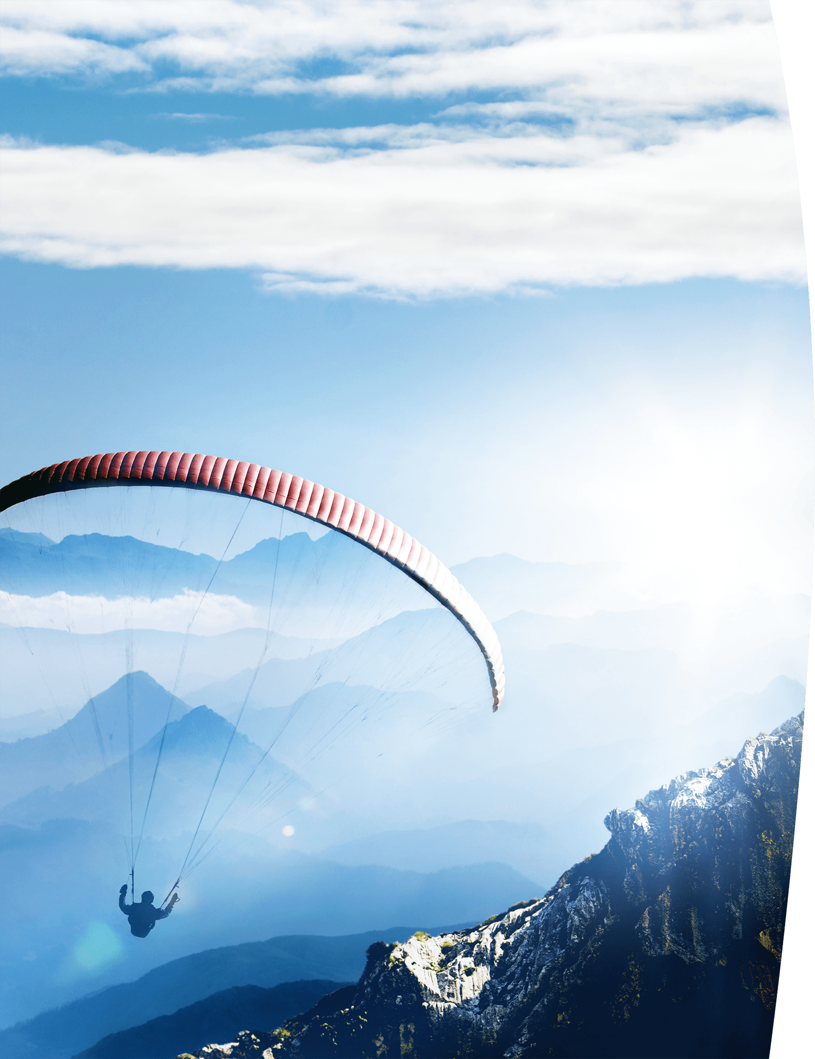 Outdurable Living - Paragliders