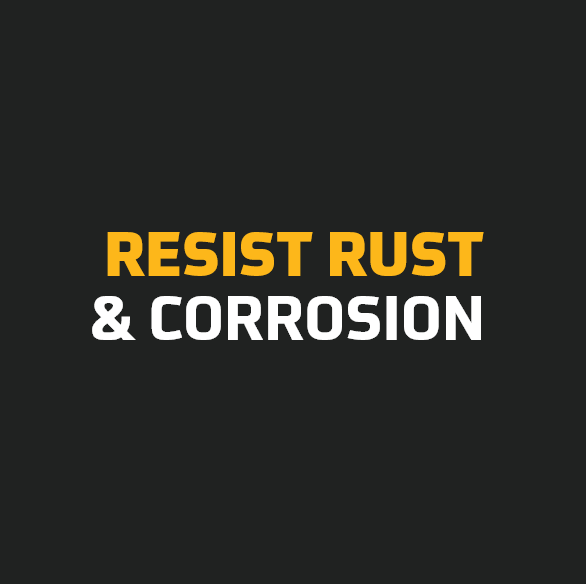 Resist Rust and Corrosion
